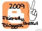 AwardFriendlyBlogger