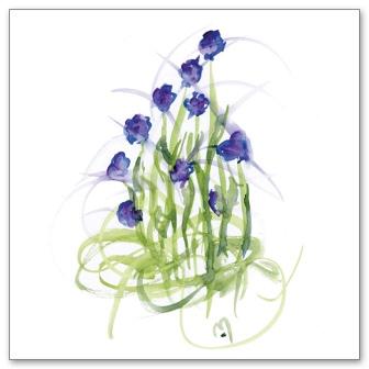 Atom Flowers #23