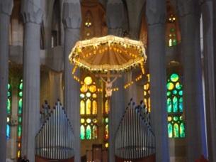 La Sagrada Main Altar