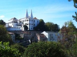 Sintra Palace Shot