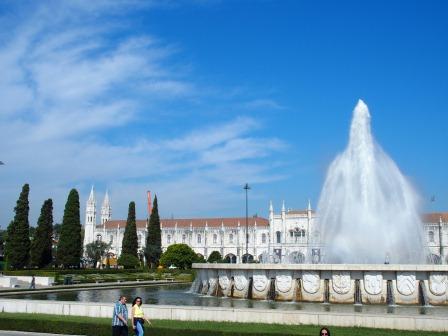 Belem Fountain