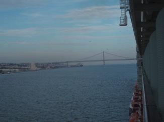 Lisbon Sail Away