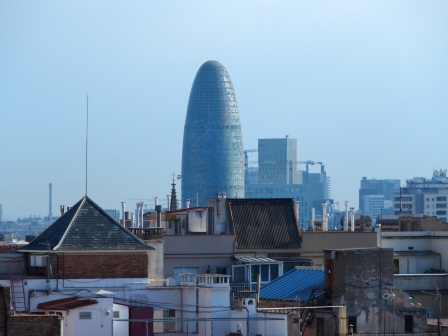 Barcelona Tower