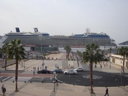 SpainCruiseShip