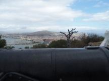 Gibraltar Canon View