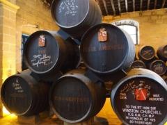 Jerez Barrels