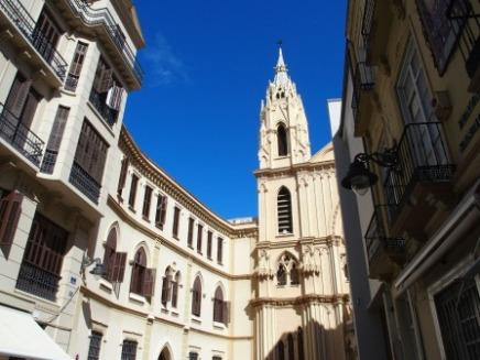Malaga Old City Walk