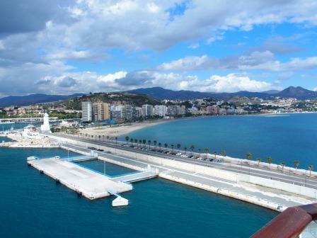 Malaga View Dock