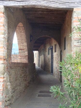 Vinci Corridor